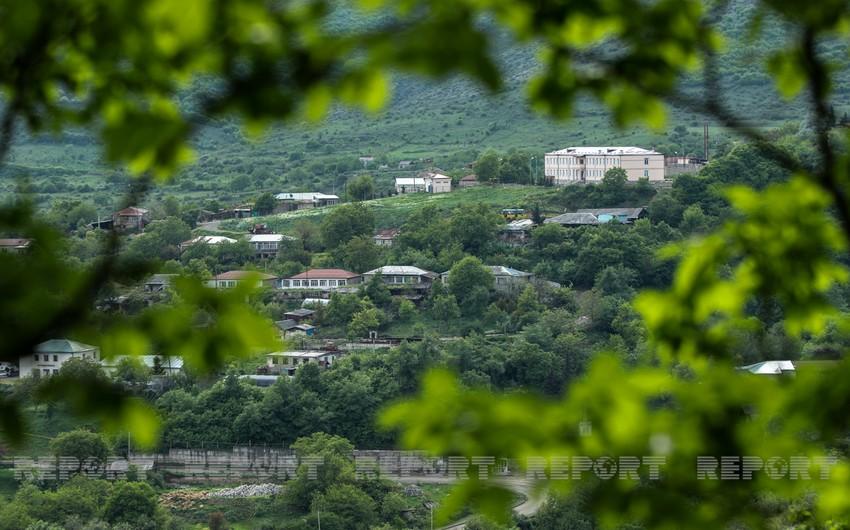 Живописная природа Карабаха, пострадавшая от рук армянских палачей