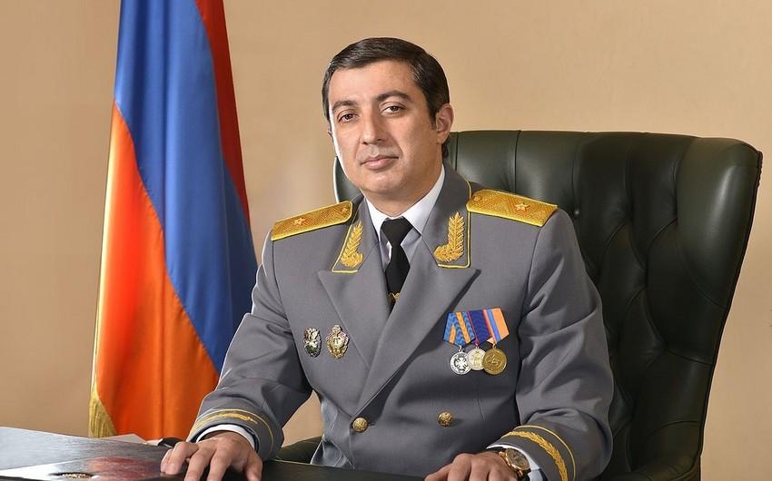Бывший главный судебный пристав Армении просит политическое убежище в России