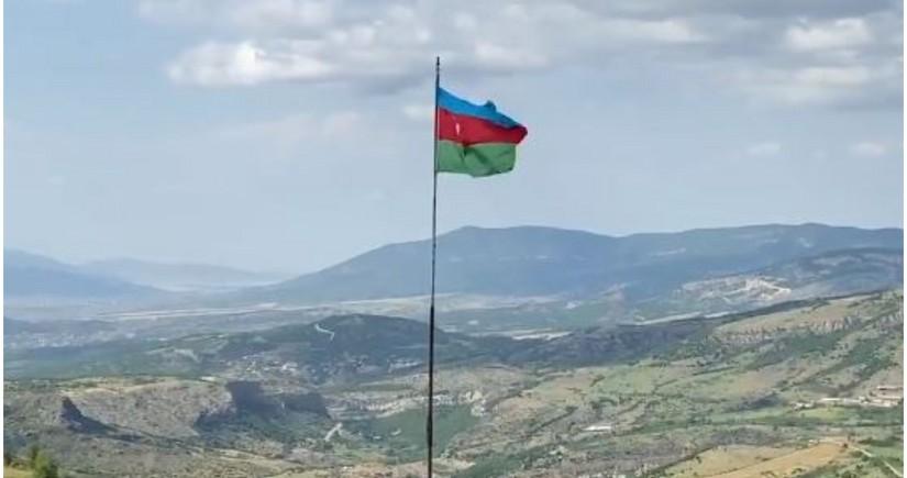 Türkiyə səfiri Azərbaycanı təbrik edib - VİDEO