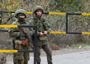 Zas: Deployment of peacekeepers in Karabakh created stability in South Caucasus