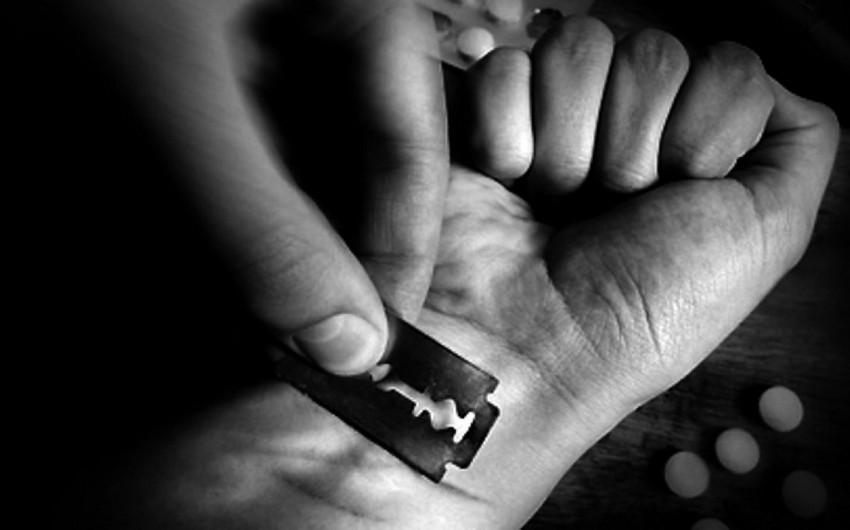 Sumqayıtda 45 yaşlı kişi intihara cəhd edib