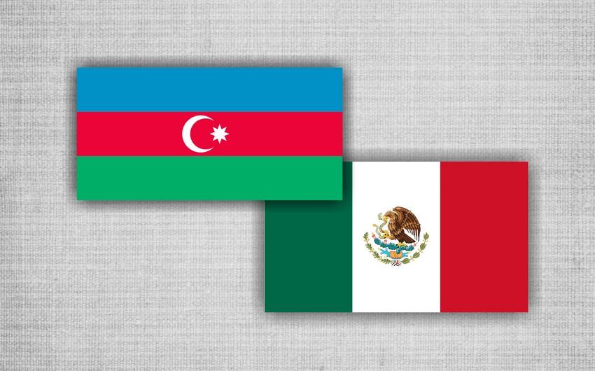 В МИД Азербайджана поздравили Мексику с днем независимости