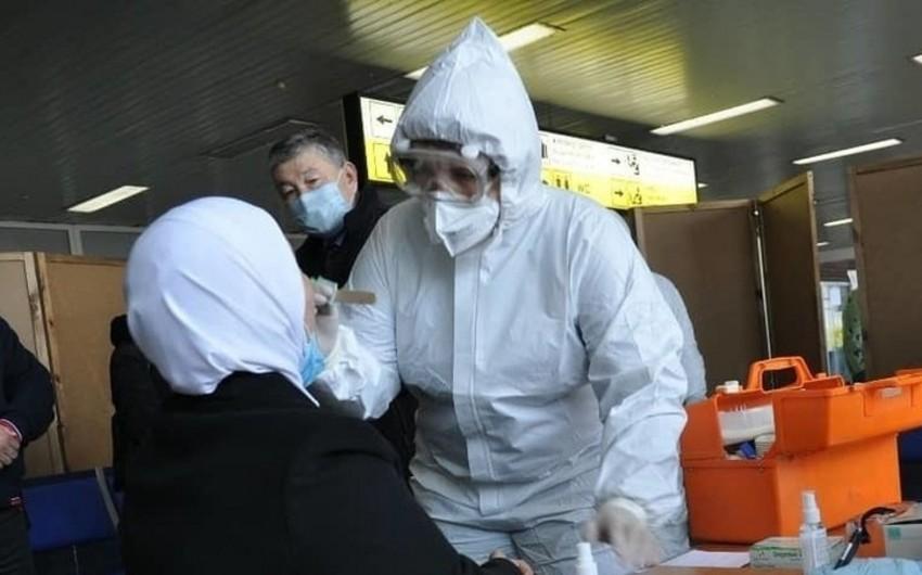 Qırğız Respublikasında koronavirusa yoluxanların sayı 700-ü keçdi
