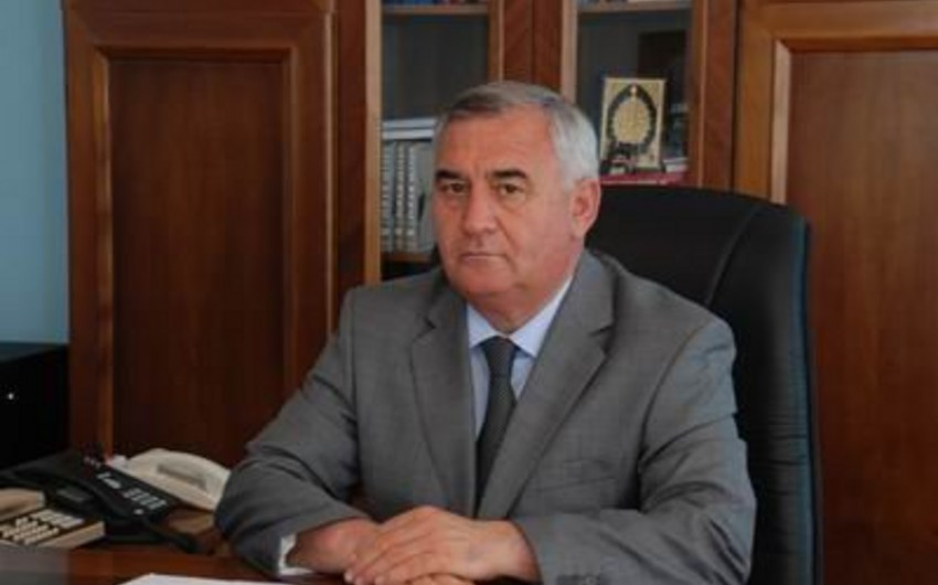 Глава Исполнительной власти Физулинского района награжден орденом Шохрат