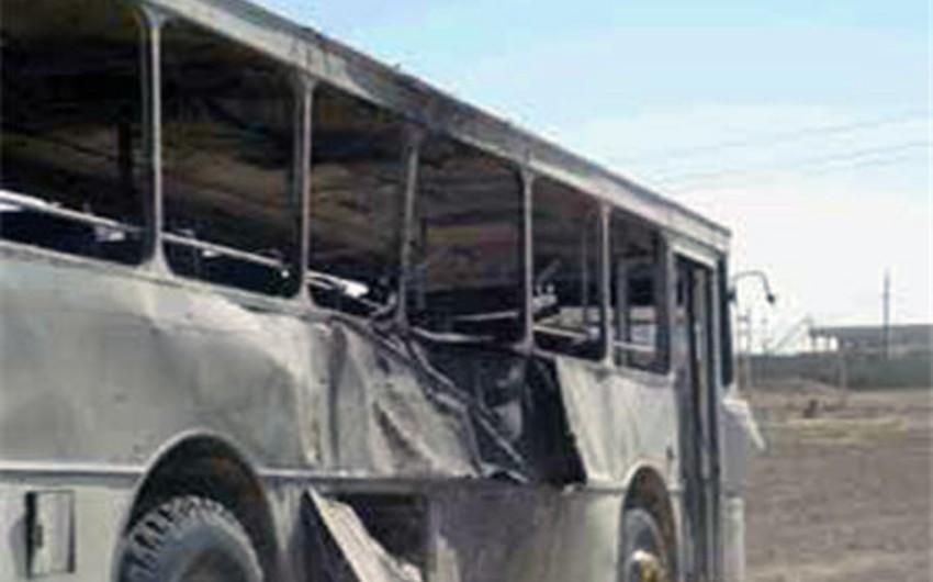Pakistanda avtobusun partlaması nəticəsində 10 nəfər ölüb