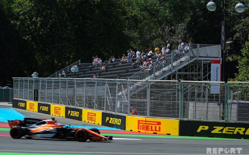 Cтивен Смит: Великобритания придает большое значение проведению Формулы-1 в Азербайджане