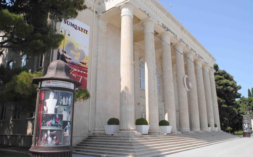 Sumqayıt Dövlət Dram Teatrı 49-cu teatr mövsümünü başa vurub