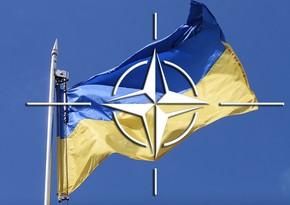 ABŞ Ukraynanın NATO üzvlüyünə dəstək verib