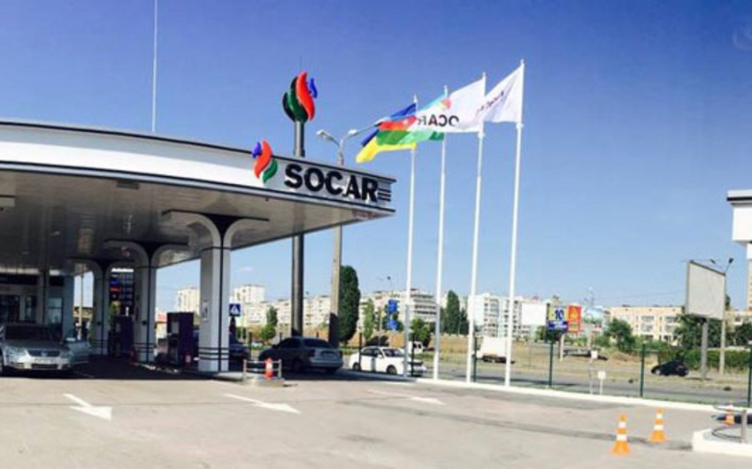 Ukraynada SOCAR brendi ilə daha bir yanacaqdoldurma məntəqəsi açılıb