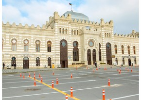 Три современные парковки создаются на территории Бакинского вокзала