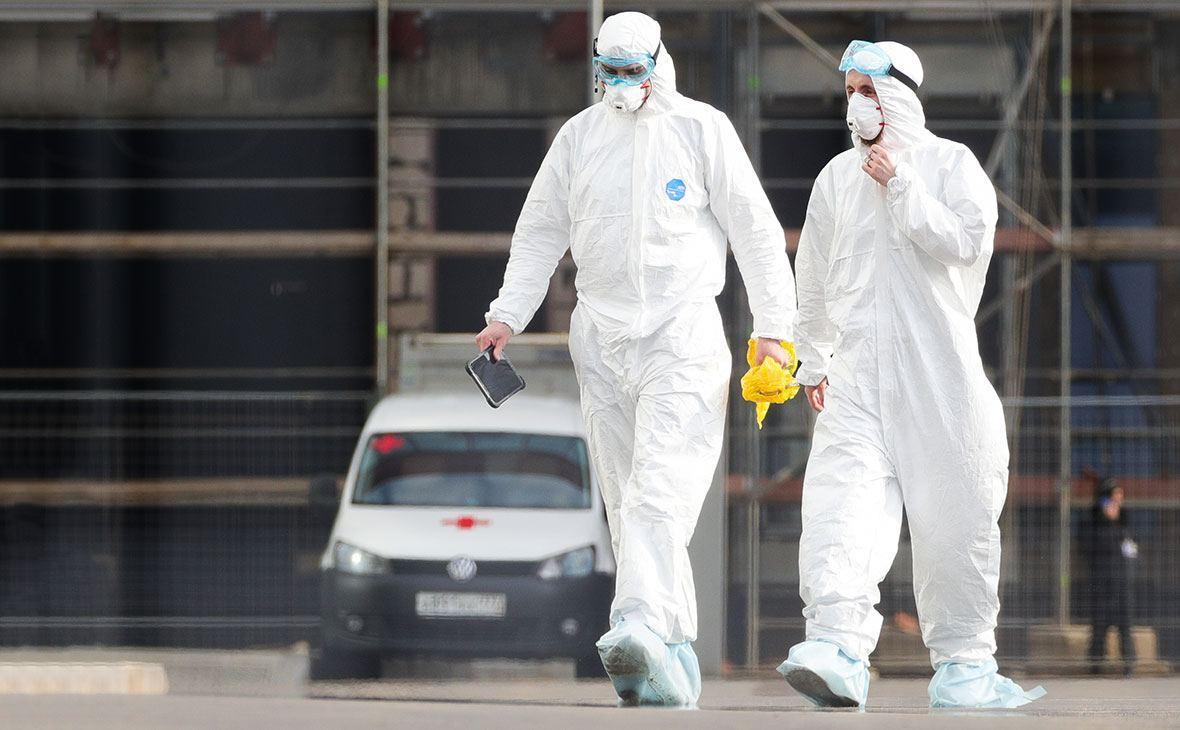 В России за сутки COVID-19 заразились 6,6 тыс. человек, 174 скончались