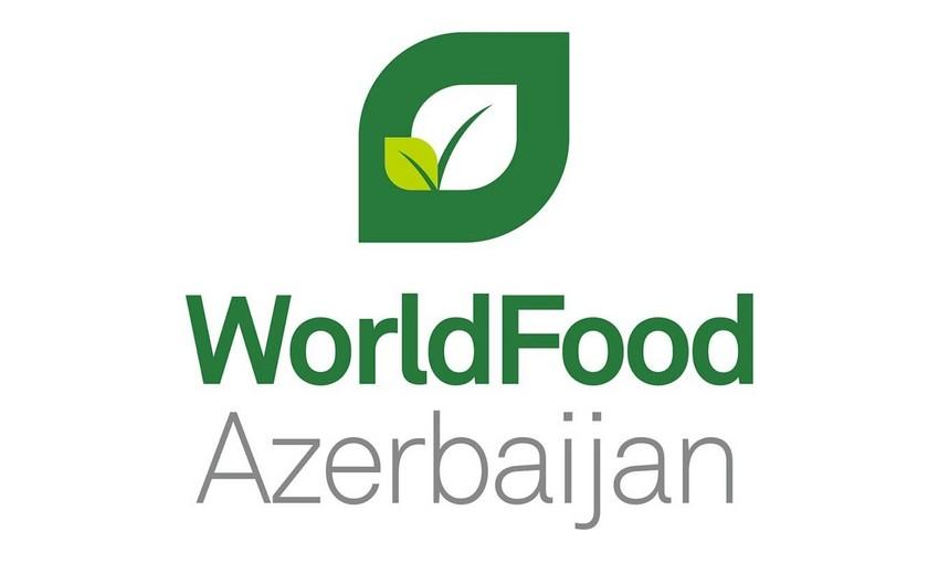 """Mayda Bakıda Azərbaycan Beynəlxalq Qida Sənayesi """"WorldFood Azerbaijan 2018"""" sərgisi keçiriləcək"""