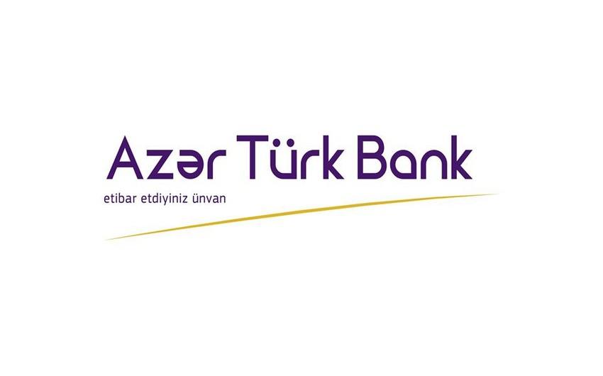 Azər-Türk Bank ilk rübü mənfəətlə yekunlaşdırıb