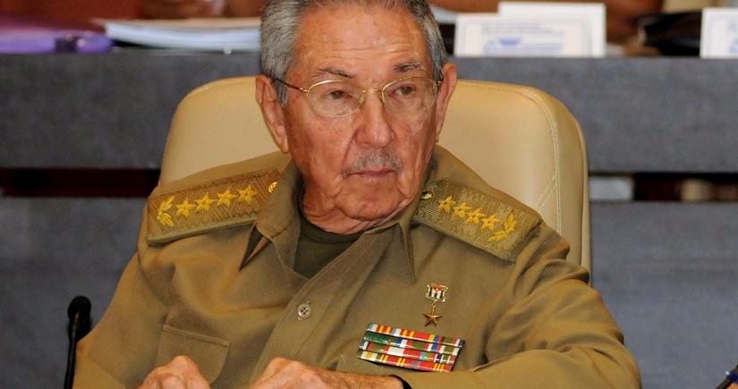 Рауль Кастро ушел с поста