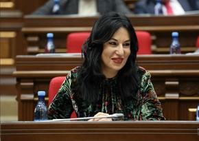 Erməni deputat Nikol Paşinyanı təhqir etdi