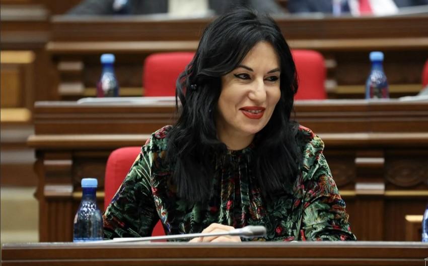Erməni deputat  -