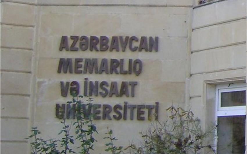 AzMİU kadr hazırlığı barədə Əmlak Məsələləri Dövlət Komitəsi ilə müqavilə imzalayıb