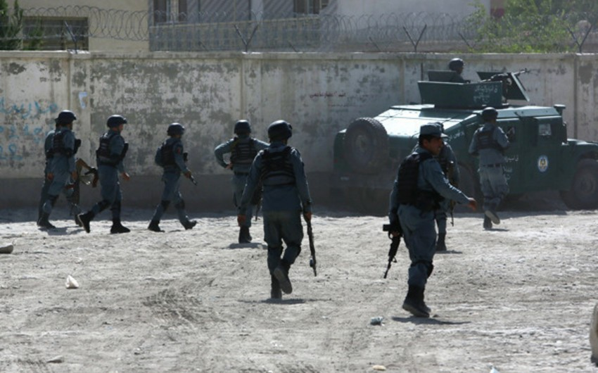 Talibanın hücumu nəticəsində 15 əfqan polis ölüb