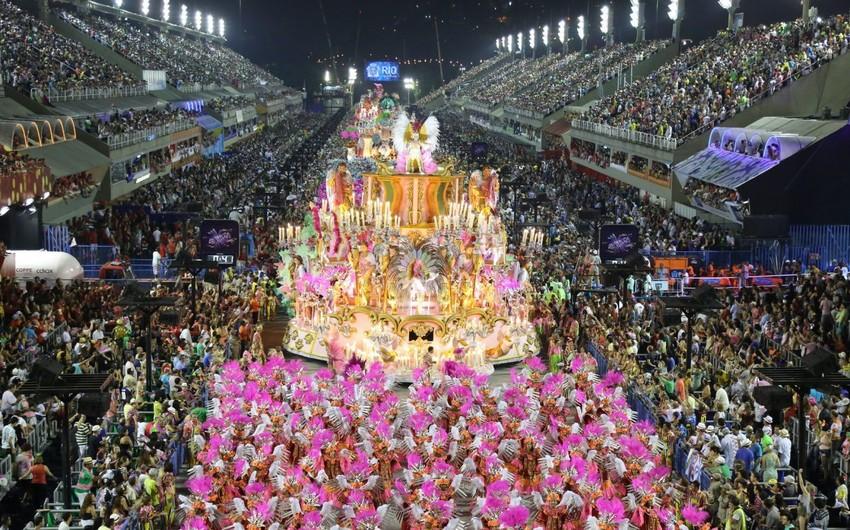 Braziliya karnavalında atışma, beş nəfər yaralandı