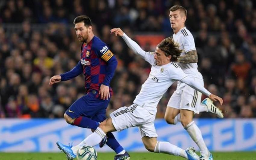 İspaniya Kral Futbol Federasiyası klublara 500 milyon avro yardım təklif etdi