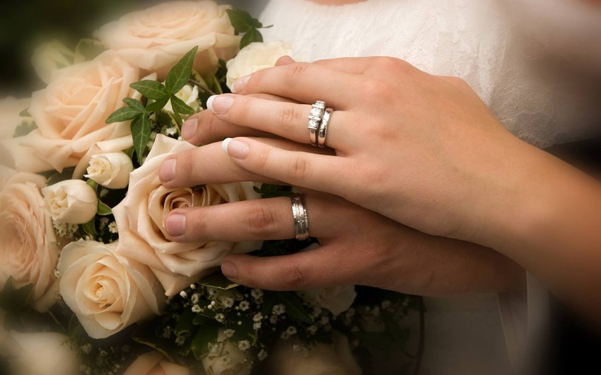 Azərbaycanda qeydə alınan nikah və boşanmaların sayı açıqlanıb