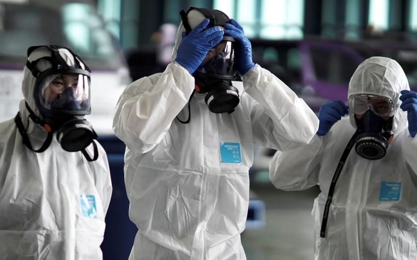 Qırğız Respublikasında bir gündə 1,1 mindən çox insan koronavirusa yoluxub