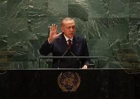Эрдоган: Турция может ратифицировать в октябре Парижское соглашение по климату