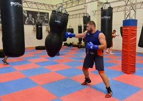 Azerbaijan's national team to train for license tournament in Uzbekistan, France