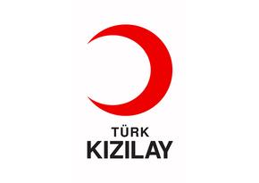 Türk Kızılay: Qardaşa kömək vaxtıdır