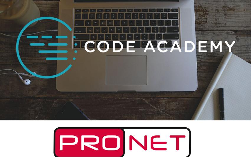 Code Academy PRONET şirkəti ilə əməkdaşlığa başlayıb