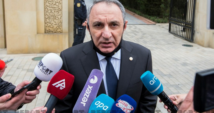 Prosecutor General: Criminal case on Armenian terrorists who fought in Karabakh nearing completion