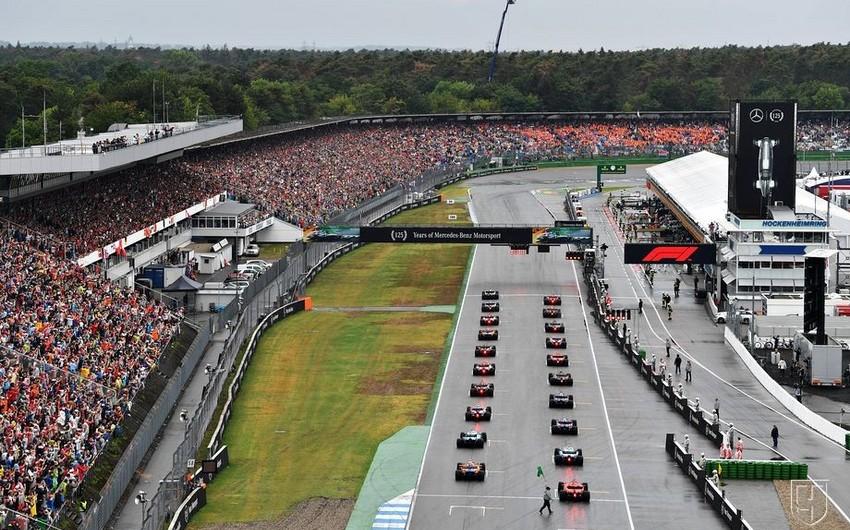 Formula 1: Növbəti mövsümün təqviminin təxmini versiyası dərc olunub - SİYAHI