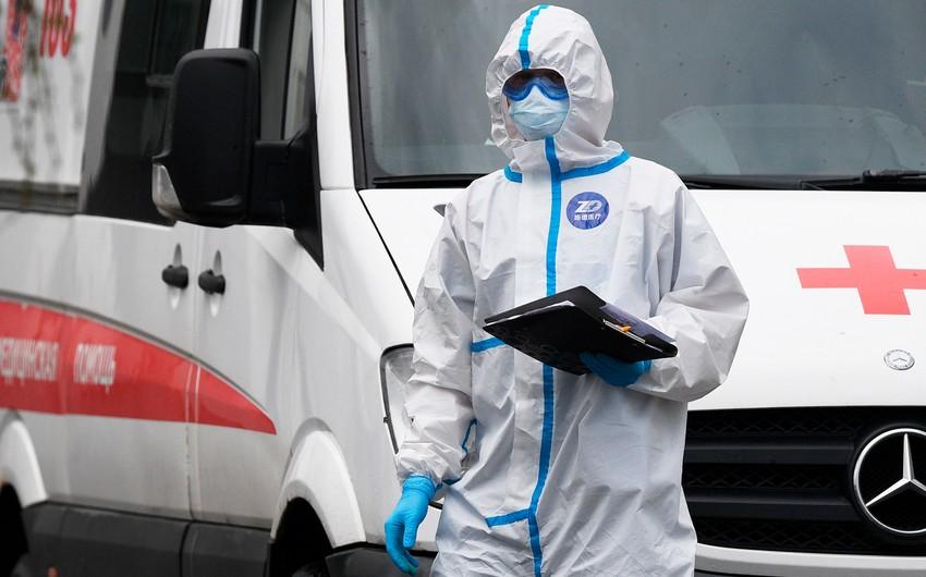 Число случаев заражения коронавирусом в России выросло за сутки на 10тысяч