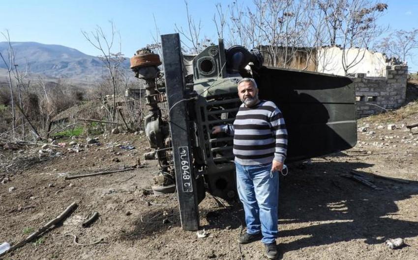 В хорватском издании опубликован репортаж про Карабах