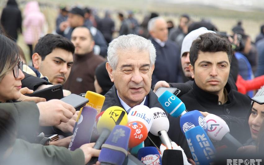 Али Ахмедов: В проводимой президентом политике расширятся проекты социального характера