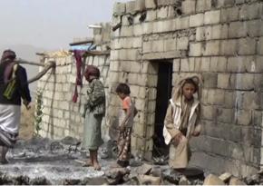 ООН: Миллионам детей в Йемене грозит голод