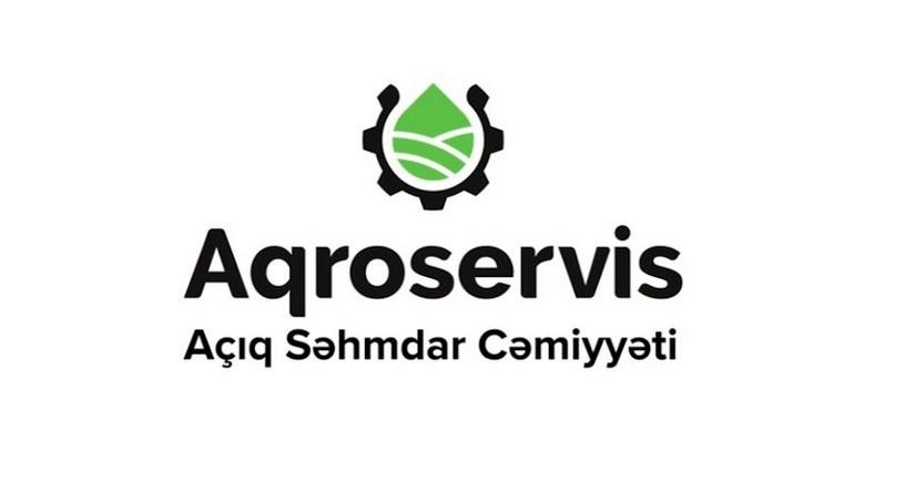 Aqroservis 5 milyon manatlıq texnika alır