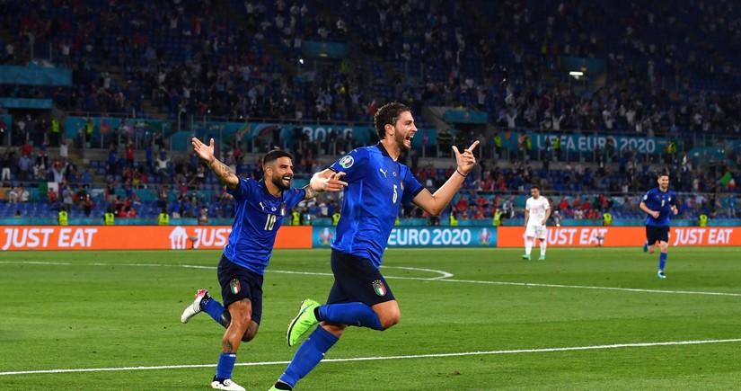 Евро-2020: Сборная Италии вышла плей-офф