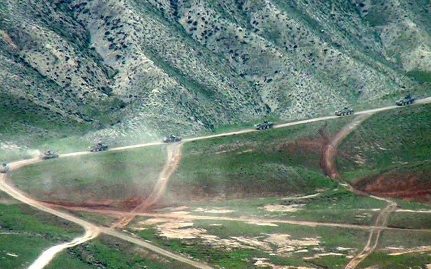 Azerbaijani-Turkish joint live-fire tactical exercises launched - PHOTOS