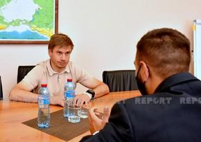 """Poltava vilayət Şurasının sədri: """"Azərbaycanlılarla əməkdaşlığa yüksək səviyyədə hazıram"""""""