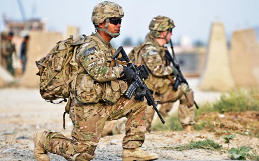 ABŞ Əfqanıstanda İŞİD-in 4 komandirinin öldürüldüyünü bildirib