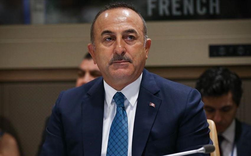 Çavuşoğlu: Əfqanıstanda terror qruplarının artması regional sabitliyə ciddi təsir edə bilər