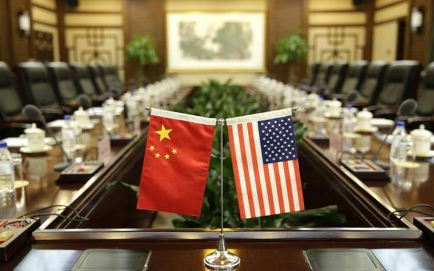 Çin və ABŞ ticarət rüsumlarının qarşılıqlı şəkildə ləğv edilməsi ilə bağlı danışıqlar aparır