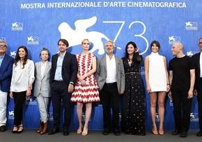 Venice hosts 73rd Film Festival