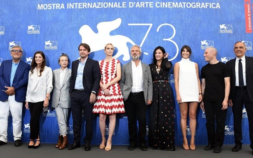 73-cü Venesiya Beynəlxalq Kinofestivalının açılışı olub
