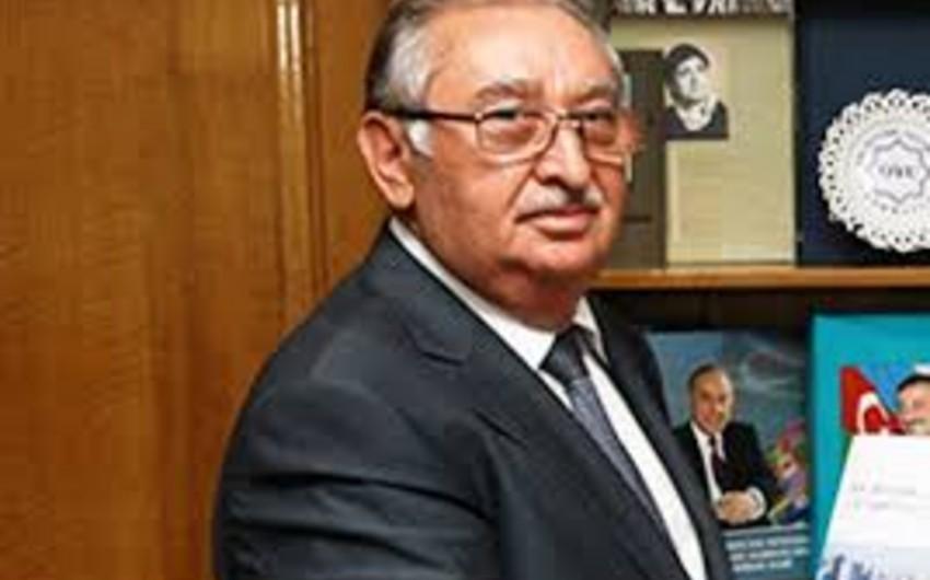 """Əhməd Vəliyev """"Şöhrət"""" ordeni ilə təltif olunub"""