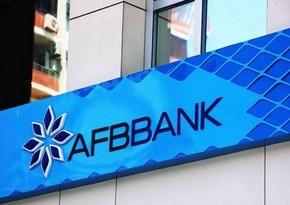"""""""AFB Bank"""" mənfəətini kəskin artırıb"""