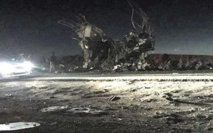 İranda terror aktı nəticəsində ölənlərin sayı 41-ə çatıb - YENİLƏNİB