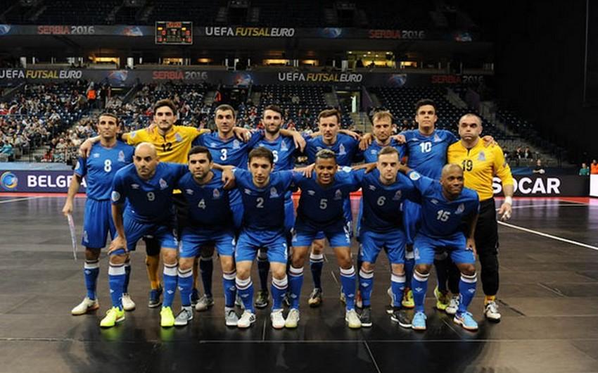 Обнародован состав сборной Азербайджана для матчей основного раунда чемпионата Европы