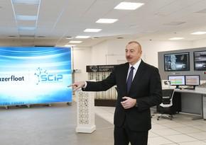 İlham Əliyev: Bu gün fəaliyyətimdə Qarabağ bölgəsinin bərpası xüsusi yer tutur